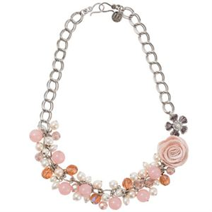 Picture of Charlotte Silver Necklace